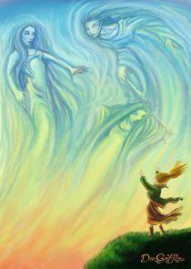 Calling in the Winds von Dan Goodfellow