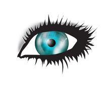 Eye of love by Corinne O'Sullivan