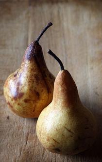 pears twin by Moira Nazzari