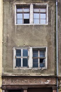 Meißen - alte Fassade by Peter Zimolong