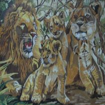 family of lions von paula bettam