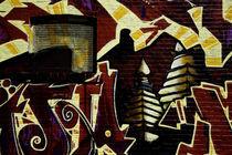 Graffiti 1 by Leslie Philipp