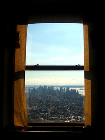 A window in Manhattan 3 by blackscreen