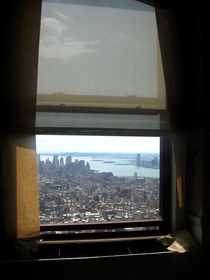 A window in Manhattan 2 by blackscreen