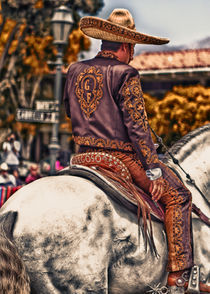 Mexican Rider by Ali Lassoued