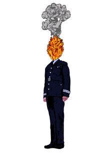 Riot-flakes