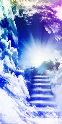 Stairway to heaven by lessaksart