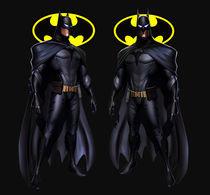 Batman by ashish parashar