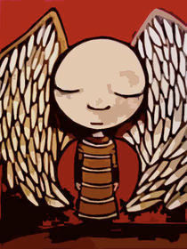 Angel by munkki