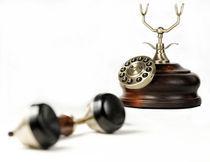 old telephone von Andrei Stanciulescu