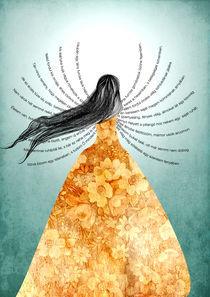 Fallen Angel by Eszter Ary