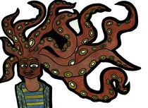 Octopus Hair by Nadja Asghar