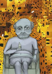 Old Drunk by Nadja Asghar