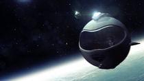 Space ships von Michal Orzelek