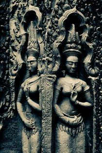 Apsara Dancers by David Pinzer