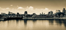 Angkor Wat Panorama by David Pinzer