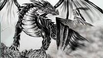 dragon and feminine fear by amor