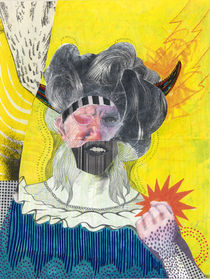 Year of the ox 1 by Yoh Nagao