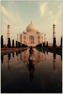The Taj by Baciu Cristian