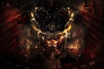 The birth of Evil by cdka