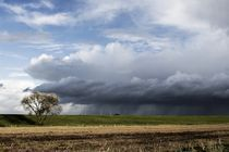 Storm in the Foreland by Kai Bergmann
