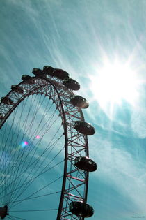 Sun In London by Maureen Opsomer