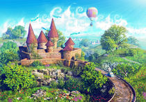 fairytale castle von Aleksandr Kuskov