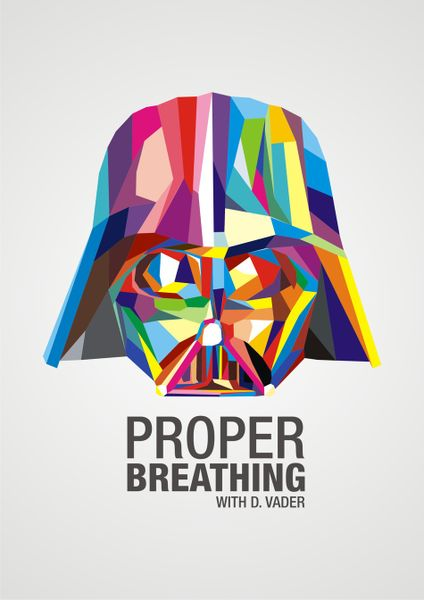 Proper-breathing