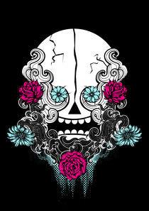 Aztec-skull