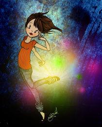 Dancer Illustration von Melody DuVal