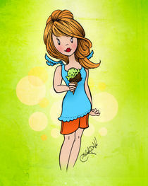 Delicious Summer by Melody DuVal