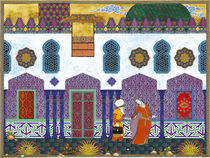 Ali Baba and the Forty Robbers by Sandor Csala