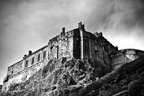 Edinburgh Castle  by Amos Edana
