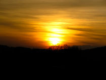 Hazy Sun von Anže Sršen