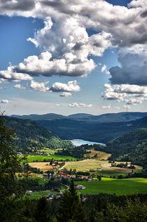 View of the Valley v.1 von Amos Edana