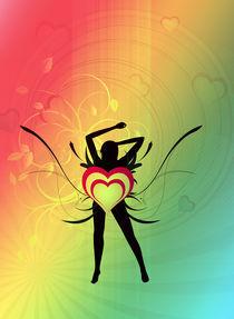 Colours of Love von Corinne O'Sullivan