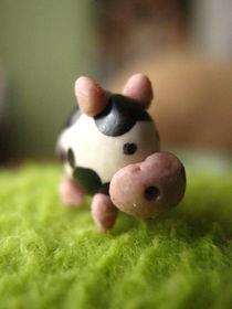 Cow by Ana Cristina Valencia