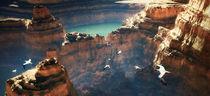 Over The Canyon by Helen Khrustalyova