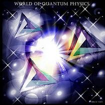 In the world of quantum physics. von Bernd Vagt