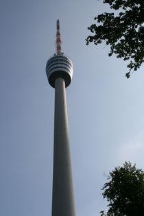 Stuttgart Fernsehturm 2 von Falko Follert