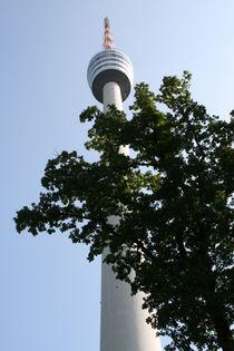 Stuttgart Fernsehturm 4 von Falko Follert
