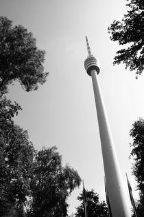 Stuttgart Fernsehturm 5 von Falko Follert