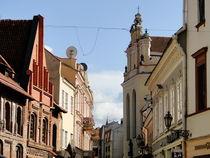 Vilnius old town von Arthur N.