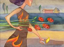 Rogo di rose 1 by Cecilia Latella