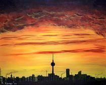 Berlin bei Nacht von Kathrin Körner