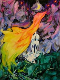 Mangrovenvogel von Ulrike Brück
