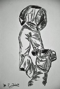 Des Menschen Hülle VII von robert-zink