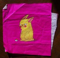 Pikachu by nykka