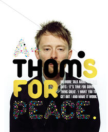 A Thom's for peace von nykka