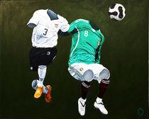 Mexico vs USA by betirri